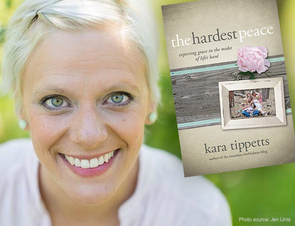 Kara Tippetts Book Signing and Speaker